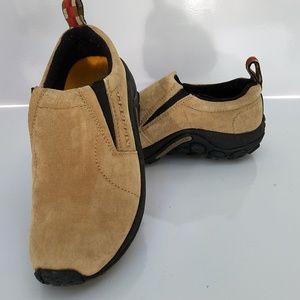 Merrell Jungle Moc suede performance footwear